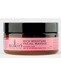 Sukin Rich Moisture Facial Mask - Main