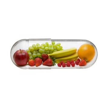 Badger Classic Organic Lip Balm, Pink Grapefruit, 0.15 oz.