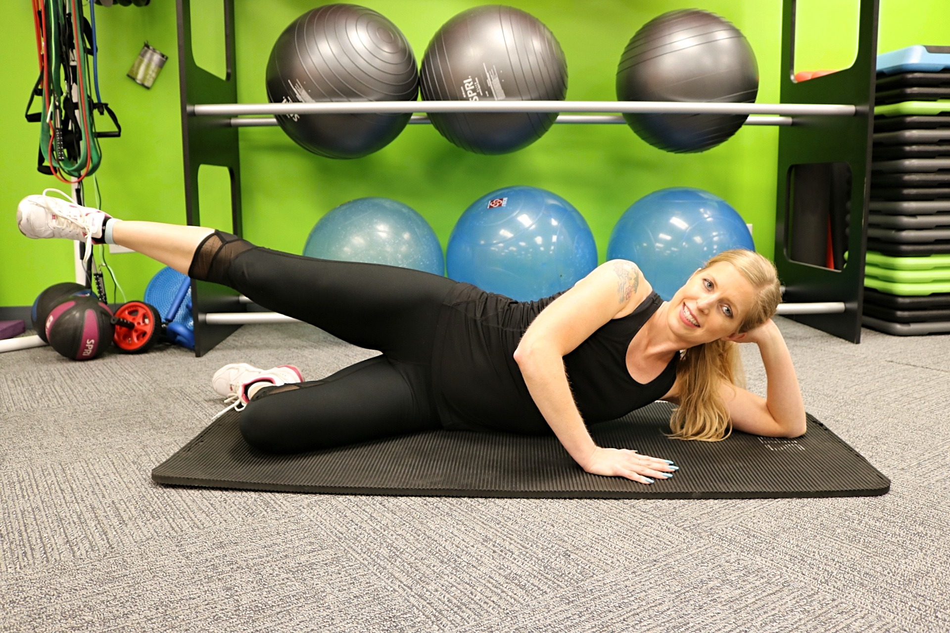 5 Moves for Toned Legs