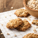 Organic Oatmeal & Golden Berry Cookies
