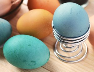 DIY Easter Egg Dye