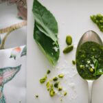 Pistachio Pesto for Pasta | Fruitful Fridays with Florinda