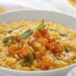 Spiced Pumpkin Quinoa Risotto